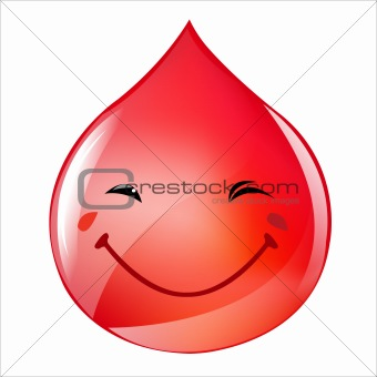 Blood Drop