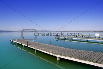 Albufera Valencia lake wetlands mediterranean Spain