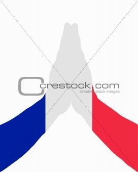 French pray