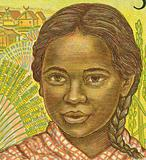 Girl from Madagascar