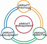 Product management business diagram