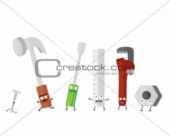 Funny Tool set