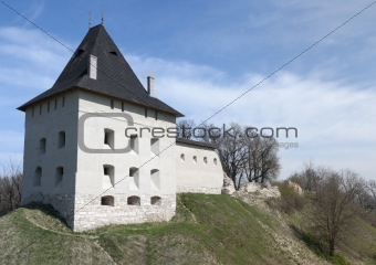 Castle in Halych