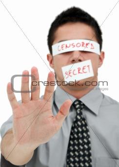 Censored secret