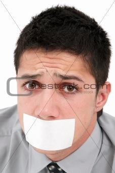Censored speech