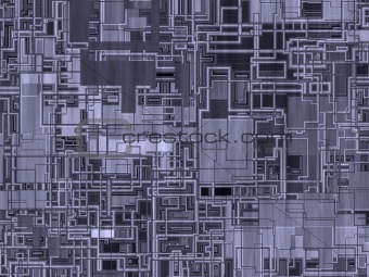 Abstract mesh texture