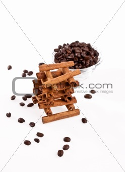 cinnamon and coffee