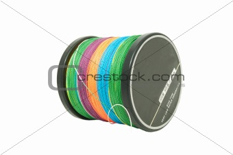 Spool Of Fishing Line