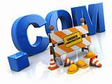 internet site under construction