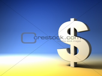 dollar symbol background