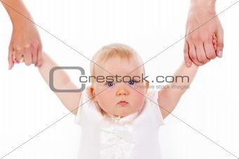 Chubby infant