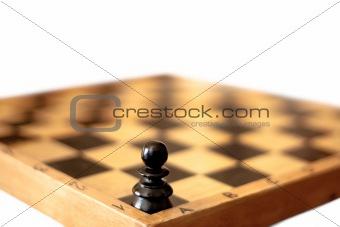 One pawn