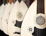 Ud, a Turkish instrument