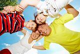 Family team