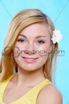 Pretty female