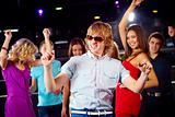 Dancing guy