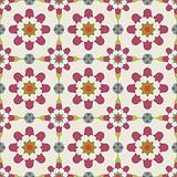Seamless tile design
