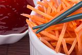 Carrots and Chopsticks