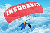 Insurance parachute 