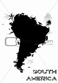south america continent