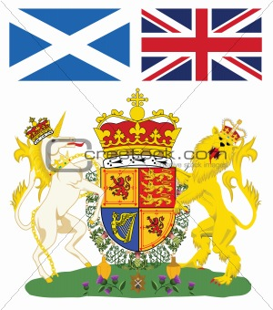 Scotland emblem