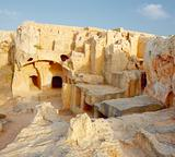 Tombs of the Kings (Paphos) Cypres