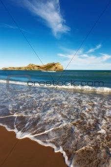 Wonderful beach - New Zealand