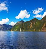 Milford Sound. South Island. New Zealand