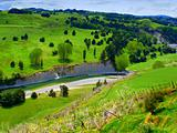 New Zealand landscape photo