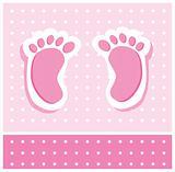 Baby Girl Feet