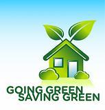 Vector Eco Organic Green House