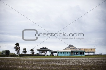 Aitutaki Airport, Cook Islands