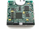 Computer Parts such as Circuit Boards, Memory Chips, CPU and Hard Disk