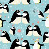 texture gay penguins