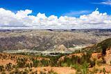 Mountain landscape, Bolivia