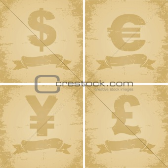 Four currency symbol