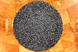 Black Purple Organic Rice