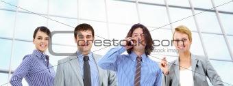 Business staff