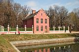 Museum-Estate Kuskovo.
