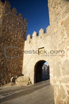 Avila road door