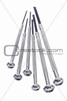 Precision screw drivers