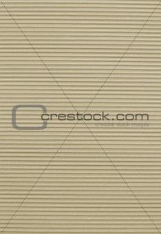 Corrugated art paper texture