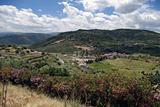 Sicilian inland village, Italy