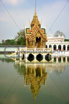 old palace bangpain ayutthaya