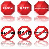 Stop discrimination