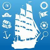 Sailing symbols