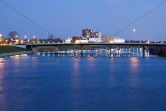 Bridge in Indianapolis