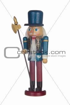 Guard Nutcracker Toy Soldier