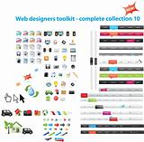 Web designers toolkit - complete collection 10