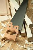 Wood worshop